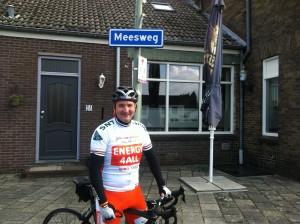 Foto Hans bij Meesweg