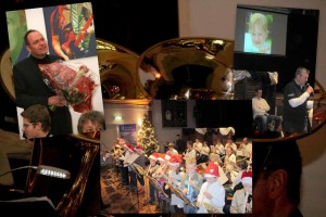 collage kerstconcert